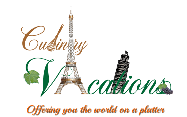 Culinary Vacations- Cooking tours in Europe and America